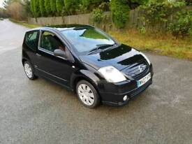 2007 Citroen C2 Hdi Furio 1.4 £30tax Low Mileage