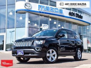 2017 Jeep Compass Sport/North, NO ACCIDENTS, SUNROOF, LEAHTER SE