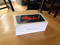 iPhone 6s 64GB New & Sealed not Unlocked on 02 - Will Deliver to Belfast!