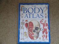 """DK hardbook book """"The Body Atlas"""""""