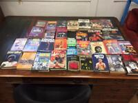 Large selection of boxing books