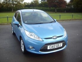 FORD FIESTA 1.4 ZETEC 5 DOOR