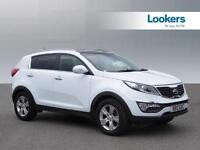 Kia Sportage 2 (white) 2012-07-16