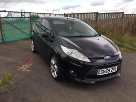 2010 Ford Fiesta Zetec S Monotune! 1 Year MOT! Immaculate! Bluetooth! Alloys! Last Owner 5 Years!