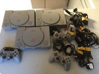 3 ps1's