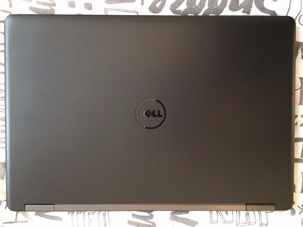 """Dell Latitude E5550 15.6"""" Intel Core i5 5300U 2.3Ghz, 6GB RAM DDR3, 500GB HDD, Windows 10 Pro"""