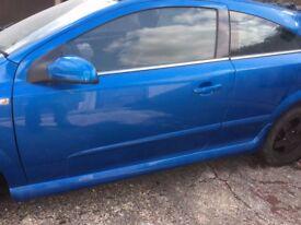 Arden Blue Astra VXR Passenger Door Complete