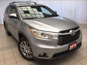 2016 Toyota Highlander XLE *Navigation!*