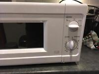 Argos's microwave