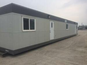 Office Trailer ***SEPTEMBER SPECIAL*** modular skid 684981 Building