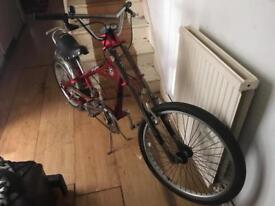 Shwinn Stingray Chopper bike