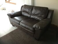Leather sofas-offers considered