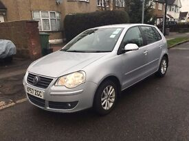 Volkswagen Polo 1.4 ( 80PS ) 2007... Ideal new drivers car...Immaculate condition