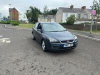 Ford Focus 1.6 zetec with low miles and 12 months mot