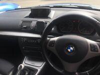 2007 BMW 118d W/ Sat Nav. 74,000 miles