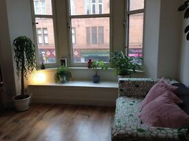 1 Bedroom Flat - Glasgow West End border - £475 pcm.