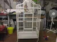 PARROT/BIRD CAGE ( VERY LARGE )