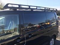 Vw t5 t6 swb roof rack Volkswagen Transporter vgc