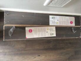 Laminate boards brand new