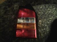 VW Rear Tail Lights to fit T5 Tailgate Version Light Clusters on 57 Plate - £30 Pair
