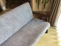 Small retro sofa