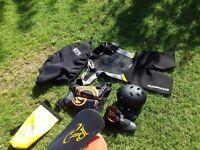 Playboat Kayak and kit