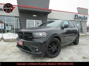 2015 Dodge Durango R/T BLACKTOP 7-PASSENGER 4WD - 1 OWNER TRADE!