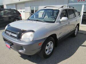 2006 Hyundai Santa Fe GL V6