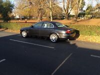 Jaguar s type 2.7 tdi. Long mot. Full service history. Solid car bargain £1600