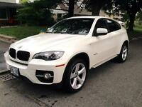 2011 BMW X6 ONLY 56500 KM Sports, Premium Package Navigation