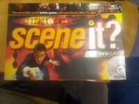 Doctor Who Scene It? Board Game