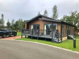2018 Holiday Lodge 36X22 The Glen Mohr Sited 12months Holiday Home Park inc Decking