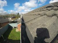 Gutter Cleaning & Roof Cleaning & Power Washing Services
