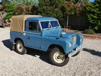 Land Rover Series 3. Galv Chassis. Fully Restored. Mint Condition