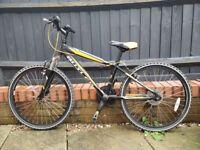"Claude Butler boys 24"" battleaxe bike"