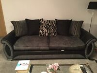 Brand new DFS sofa. Selling, as I am moving house.