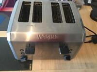 Waring WT400u toaster
