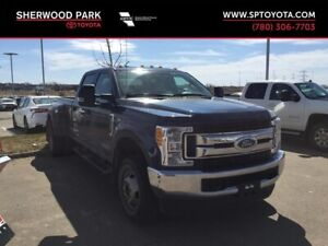 2017 Ford Super Duty F-350 DRW LOW km!