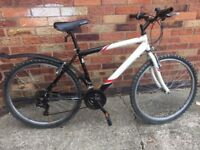 """Gents Probike Mountain Bike 18"""" Frame 26"""" Wheels - York - can deliver local Free"""