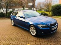 BMW 3.0 325D AUTOMATIC ESTATE 2009 full service history