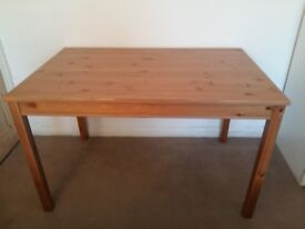IKEA Jokkmokk kitchen table for sale -£20 and available for collection today. Excellent condition