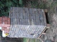 block paving bricks £75 Ono around 500