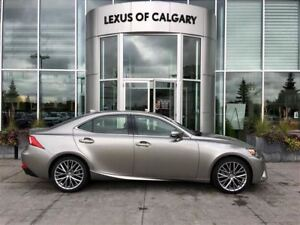 2015 Lexus IS 250 AWD 6A Premium Package