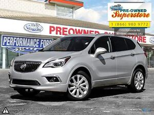 2016 Buick Envision Premium ***AWD, leather***