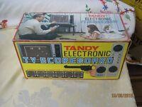 Tandy Electronic TV Scoreboard.