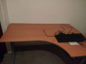 Ikea workstation desk