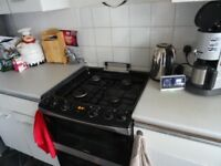 ZANUSSI ZCG43330XA Gas Cooker - Stainless Steel