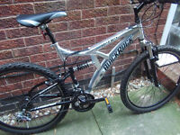 reflex mountain bike