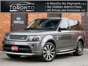2011 Land Rover Range Rover Sport Autobiography+Supercharged+Nav