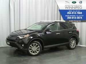2016 Toyota RAV4 Limited *LOCAL OFF LEASE* *GREAT OPTIONS*